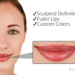 tampa permanent lip liner makeup