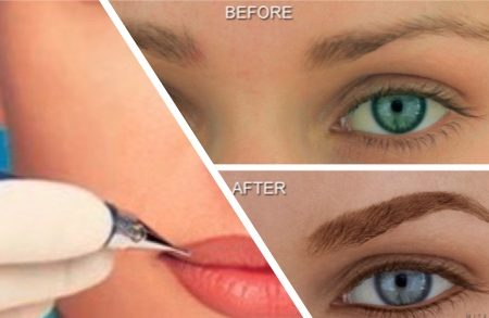 tampa permanent lip liner makeup, tampa permanent eyeliner makeup, eyebrows permanent makeup