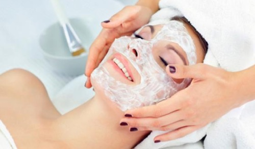 anti aging collagen facial