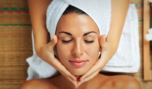 anti oxidant facial