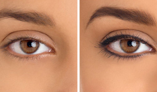 eyelash eyebrow tinting