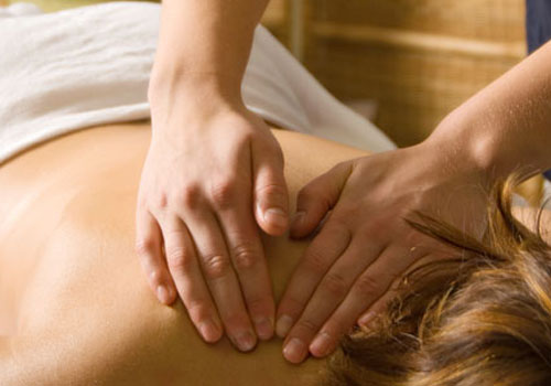 lymphatic drainage massage