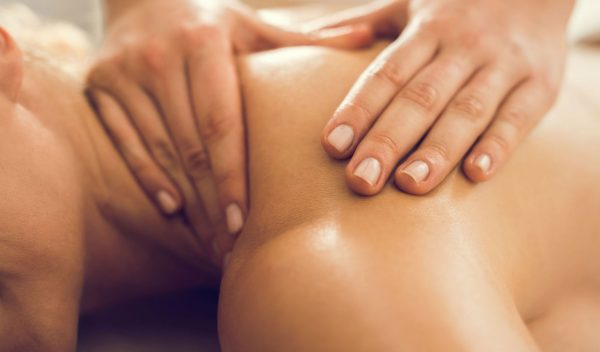 Lymphatic Drain massage post surgery