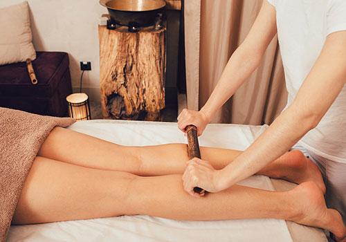 Bamboo Deep Tissue Massage
